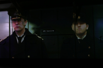 Scene from the powerful opening film